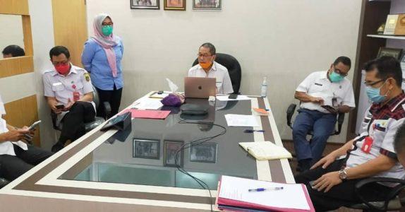 Ada Apa DPRD Samarinda Kada  Mau Rapat Melalui Video Conference?