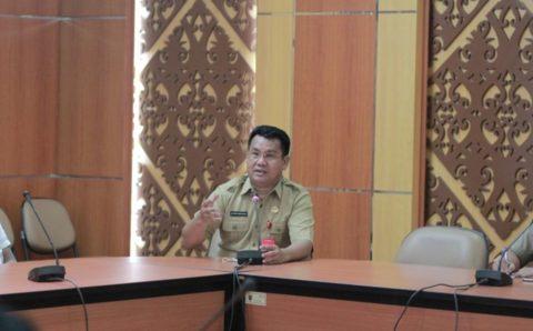 10 PNS dan PTTB Diperbantukan Perkuat Administrasi Keuangan Gugus Tugas Covid-19