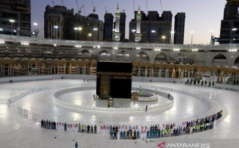 Ibadah Haji 2020 Terbatas untuk Jemaah di Dalam Wilayah Saudi