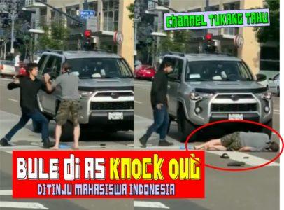 Kemenlu Angkat Bicara Soal Anton Karundeng, Mahasiswa Indonesia yang Viral Pukul KO Bule Amerika