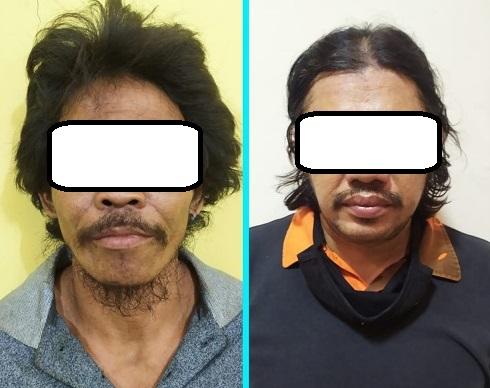 Polres Bontang Berhasil Amankan Dua Pelaku Penyalahgunaan Narkoba