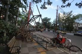 Kisruh Pembongkaran Baliho di Banjarmasin,  Mantan Plt Satpol Dilaporkan ke Polisi