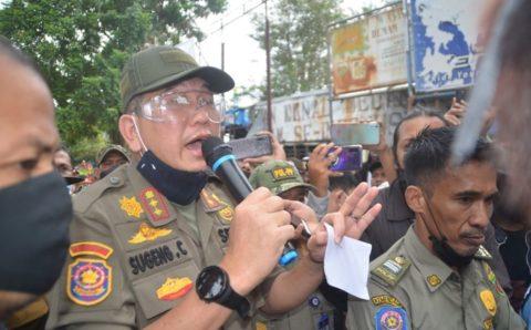 Nasib Warga yang Kebanjiran Juga Perlu Diperhatikan, Sekkot Samarinda : Bila Uang Tak Diambil Titipkan ke pengadilan, Rumah Dibongkar!