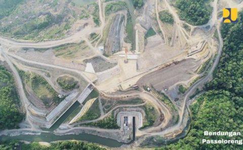 Pembangunan Bendungan Rp1,4 Triliun di Ibu Kota Negara Baru Masuk Tahap Pengkajian