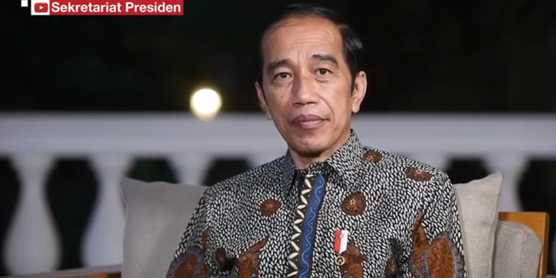 presiden joko widodo soal impor beras